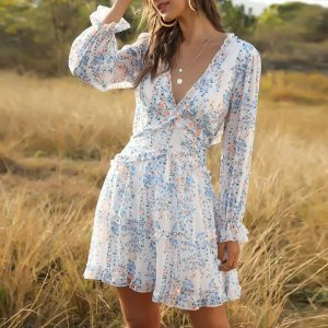 Bohemian Summer Short Dress