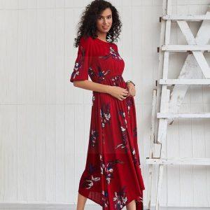 Bohemian chic dress montreal