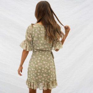 Hippie chic dress Paris