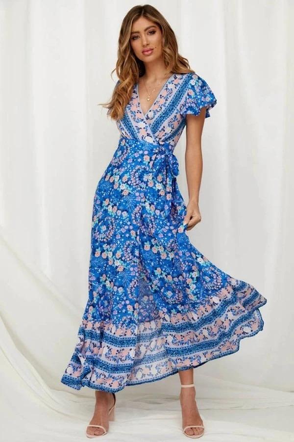 Boho Maxi Dresses