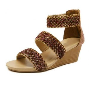 Bohemian Chic Shoes