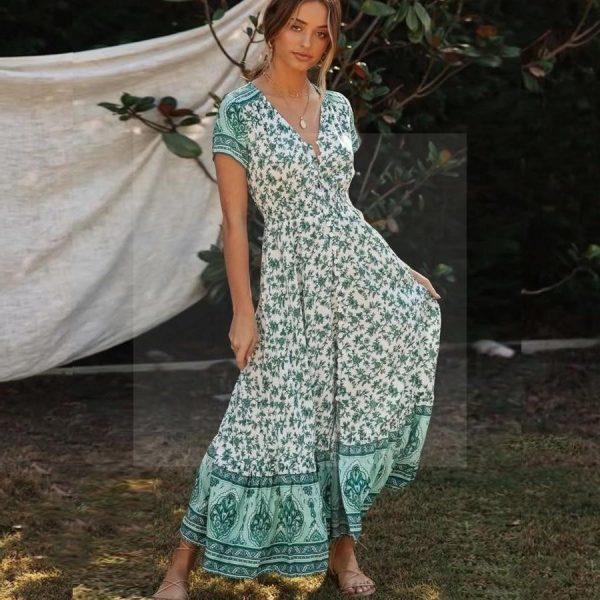 Boho dress